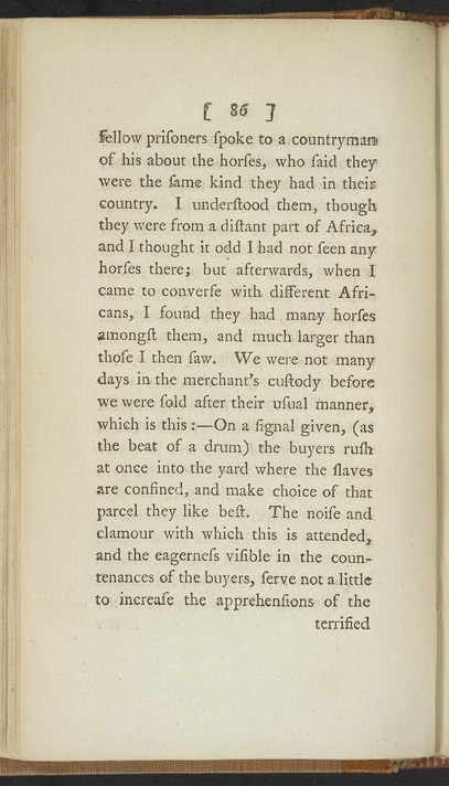 The Interesting Narrative Of The Life Of O. Equiano, Or G. Vassa -Page 86